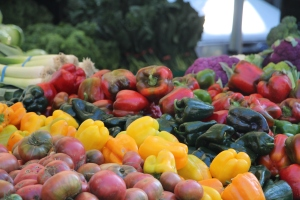 Long Summer's Harvest at Danville Farmers' Market